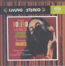 Ravel;debussy / Bso [sacd] - Bolero / Images