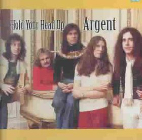 Hold Your Head up - (Import CD)