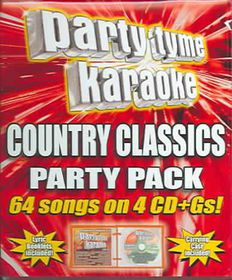 Country Classics Party Pack - (Import CD)