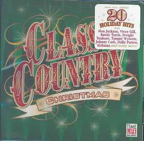 Classic Country Christmas - (Import CD)