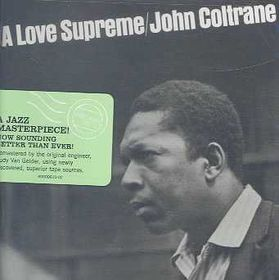 John Coltrane - Love Supreme (CD)