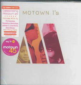 Motown #1's - Motown #1's (CD)