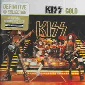 Kiss - Gold (CD)