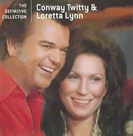Conway Twitty / Loretta Lynn - Definitive Collection (CD)