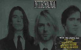 Nirvana - With The Lights Out (CD)