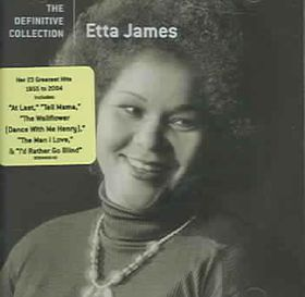 James, Etta - Definitive Collection (CD)