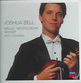Joshua Bell - Violin Concertos (CD)