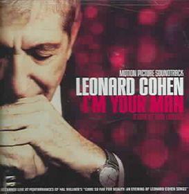 Leonard Cohen - I'm Your Man - Original Motion Picture (CD)
