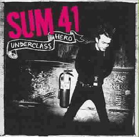 Underclass Hero - (Import CD)