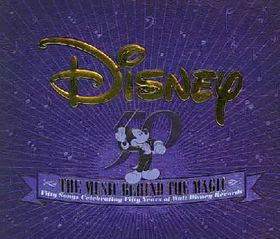Disney:Music Behind the Magic - (Import CD)