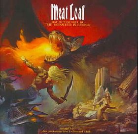 Meat Loaf - Bat Out Of Hell 3 - The Monster (CD)