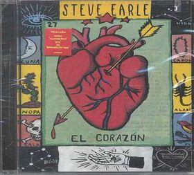 Steve Earle - El Corazon (CD)