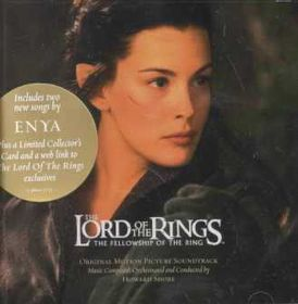 Lord of the Rings:Fellowship (OST) - (Import CD)