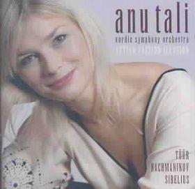 Rachmaninov / Sibelius - 3 Russian Folk Songs / Wood Nymph (CD)