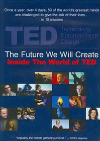 Ted:Future We Will Create - (Region 1 Import DVD)