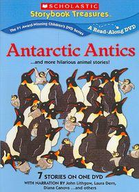 Antarctic Antics...And More Hilarious Animal Stories - (Region 1 Import DVD)
