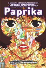 Paprika - (Region 1 Import DVD)