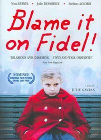 Blame It on Fidel - (Region 1 Import DVD)
