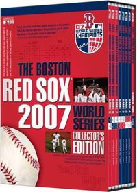 Boston Red Sox 2007 World Series Collector's Edition - (Region 1 Import DVD)