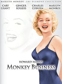 Monkey Business - (Region 1 Import DVD)