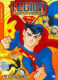 Legion of Superheroes:Vol 2 - (Region 1 Import DVD)