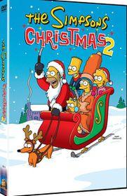 The Simpsons - Christmas Vol. 2 - (DVD)