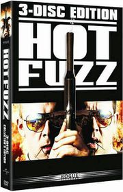Hot Fuzz Collector's Edition - (Region 1 Import DVD)