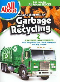 All About Garbage & Recycling/All About Trucks - (Region 1 Import DVD)