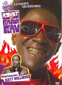 Comedy Central Roast of Flavor Flav - Uncensored! - (Region 1 Import DVD)