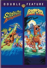 Scooby-Doo and the Alien Invaders Scooby-Doo on Zombie Island - (Region 1 Import DVD)
