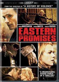 Eastern Promises - (Region 1 Import DVD)