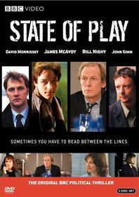 State of Play (2003) - (Region 1 Import DVD)