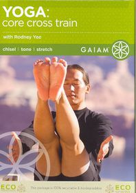 Yoga Core Cross Train - (Region 1 Import DVD)