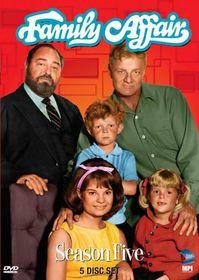 Family Affair Season 5 - (Region 1 Import DVD)