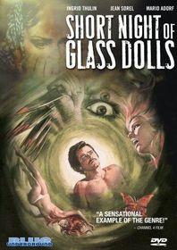 Short Night of Glass Dolls - (Region 1 Import DVD)