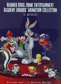 Warner Bros. Home Entertainment Presents: Academy Awards Animation Collection, 16 Winners - (Region 1 Import DVD)