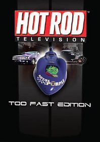 Hot Rod TV Too Fast Edition - (Region 1 Import DVD)