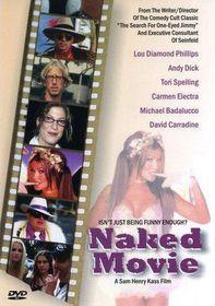 Naked Movie - (Region 1 Import DVD)