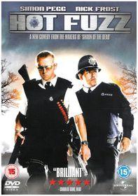 Hot Fuzz - (Import DVD)