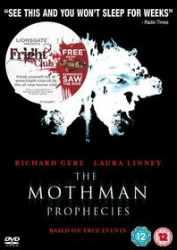 Mothman Prophecies - (Import DVD)