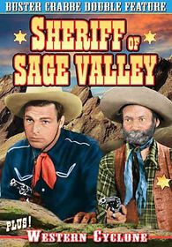 Buster Crabbe Double Feature:Sheriff - (Region 1 Import DVD)