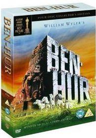 Ben Hur (4 Disc Boxset) (DVD)