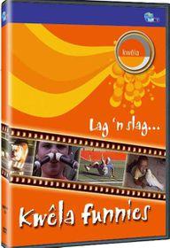 Kwêla - Season 1: Lag n Slag - (DVD)