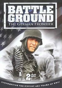 Battle Ground the German Frontier - (Region 1 Import DVD)