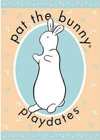 Pat the Bunny Playdates - (Region 1 Import DVD)