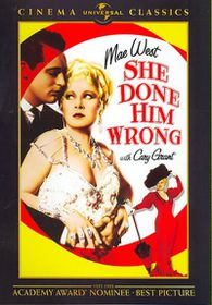 She Done Him Wrong - (Region 1 Import DVD)