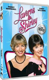 Laverne & Shirley:Complete Fourth Sea - (Region 1 Import DVD)