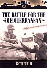 Battle for the Medterranean - (Region 1 Import DVD)