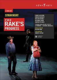 Stravinsky:Rake's Progress - (Region 1 Import DVD)