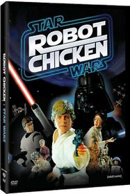 Robot Chicken Star Wars - (Region 1 Import DVD)
